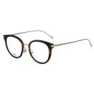FENDI  復古 光學眼鏡 (琥珀色)FF0166