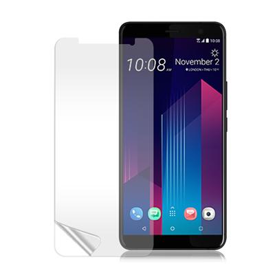 Monia HTC U11+ 高透光亮面耐磨保護貼