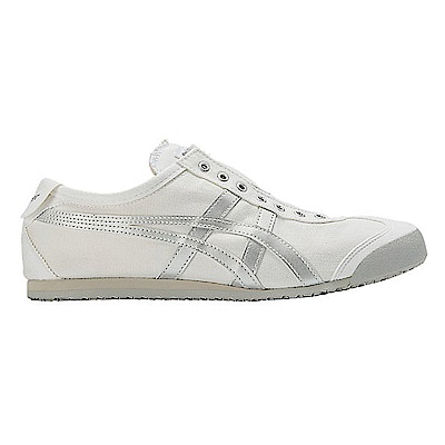 Onitsuka Tiger Mexico66 Slip-on D528Q銀