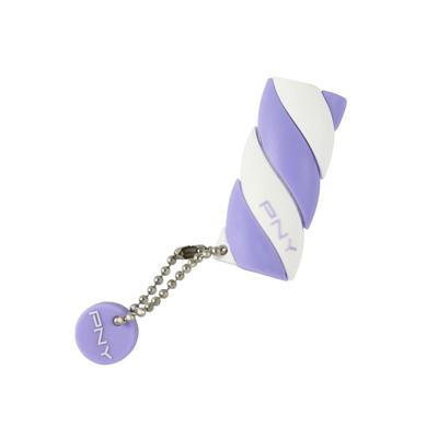 PNY 必恩威 糖果碟 Candy 2.0 32G 紫色
