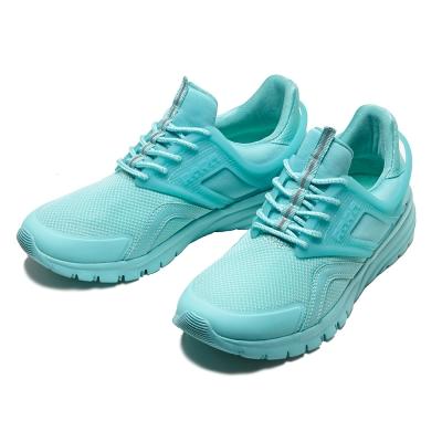 DADA-HEROKI輕質休閒跑鞋-女-Tiffany綠