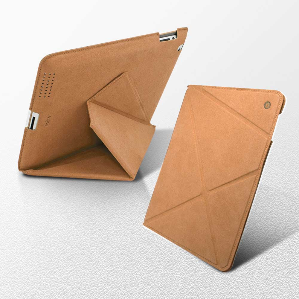 Kajsa Origami for new iPad 摺紙保護套