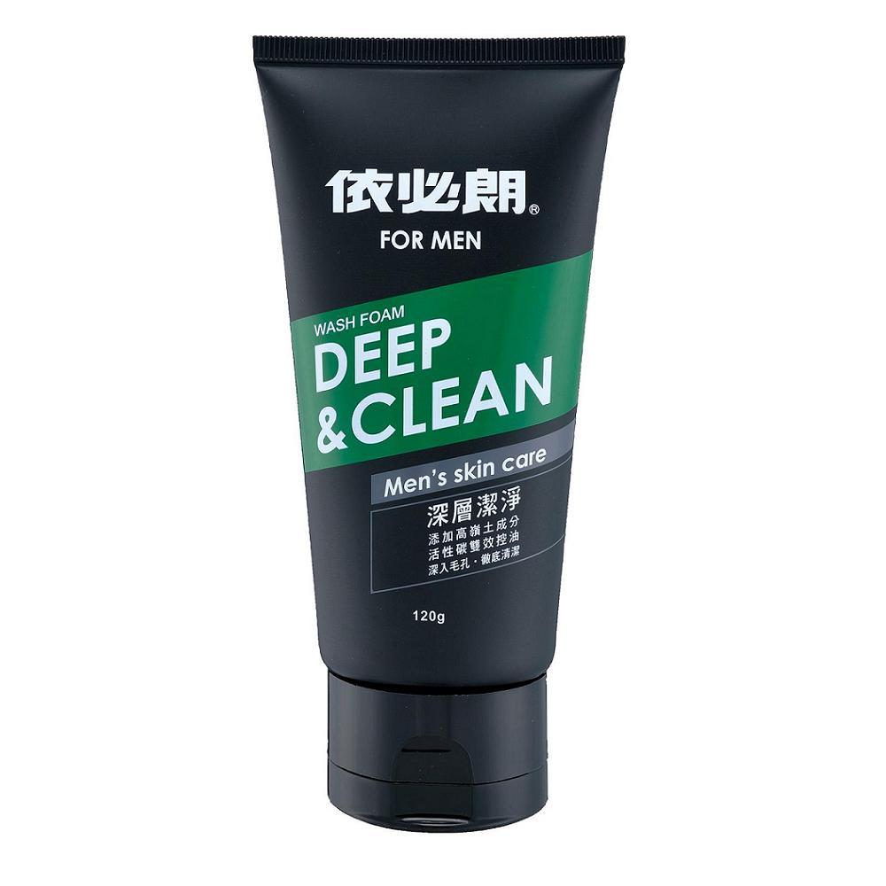 依必朗男性洗面乳 深層潔淨120g