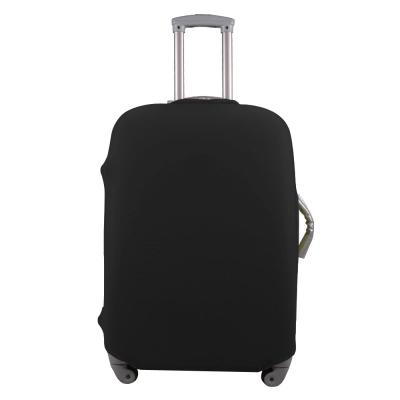 PUSH! 旅遊用品行李箱登機箱彈力保護套防塵套20寸(適用18-22寸)