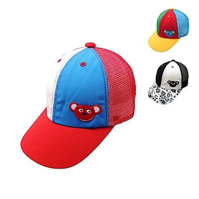 WHY AND 1/2 拼接平織棒球帽 多色可選