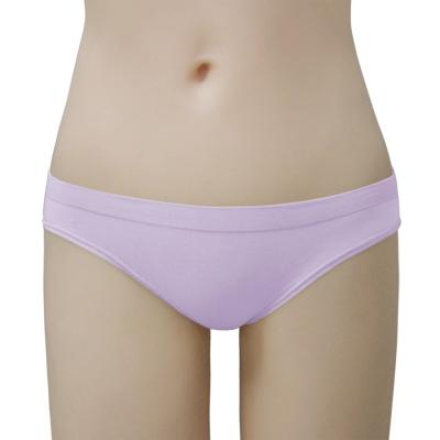 瑪登瑪朵-2014SS低腰三角無縫褲(薰心紫)