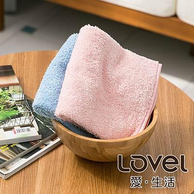 Lovel 頂極輕柔棉超細纖維抗菌方巾(共5色)