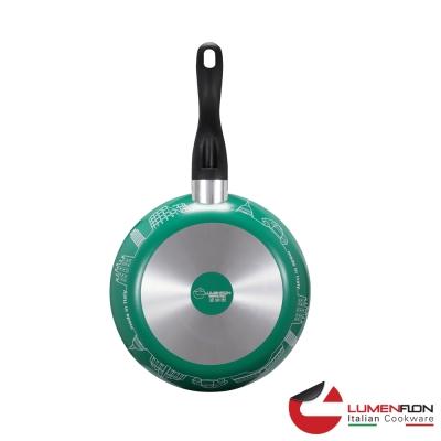義大利Lumenflon-羅馬風情城市系列小煎鍋-24cm