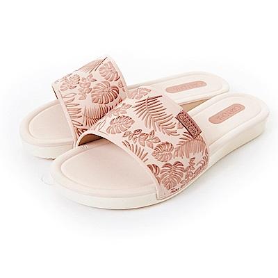 GRENDHA 典雅歐風印象休閒鞋-粉紅