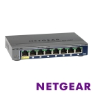 NETGEAR GS108T 8埠 Giga智能網管型交換器