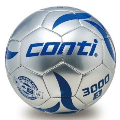 CONTI 3號鏡面抗刮環保TPU專用足球 S3000-3-S