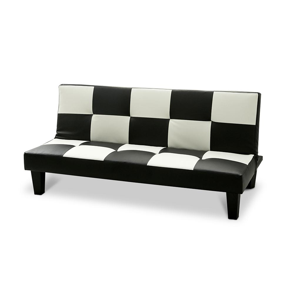 多瓦娜-達斯丁DIY皮革沙發床