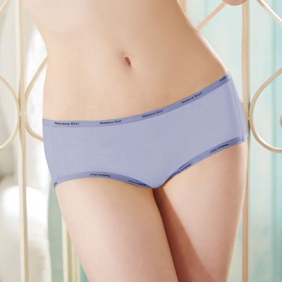 瑪登瑪朵-2014AW 低腰平口褲 M-XL(光柔紫)