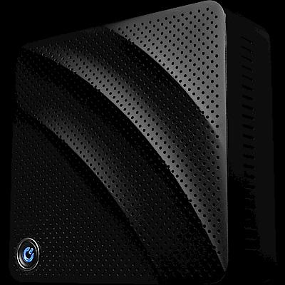 MSI 準系統 CUBI N 8GL-004BTW-BN4000XX (黑)