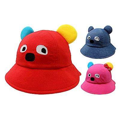 WHY AND 1/2 mini 普普熊遮陽帽 多色可選