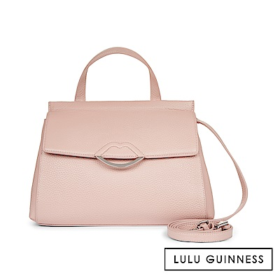 LULU GUINNESS GERTIE 側背包-粉色