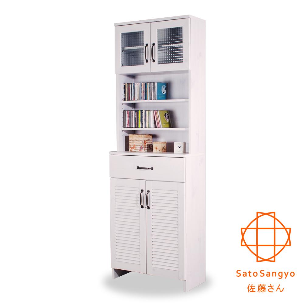 Sato-DOLLY朵莉單抽四門SMART置物櫃 W60*D30*H180cm