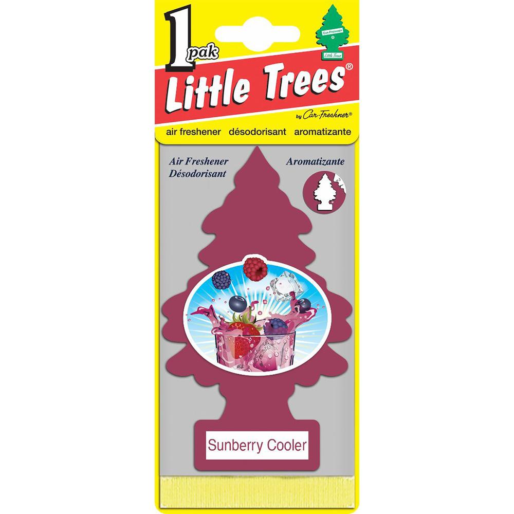 Little Trees美國小樹香片(仲夏冰莓)-急速配