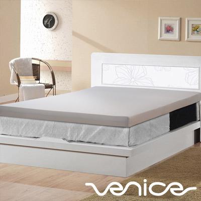 Venice日本抗菌防蹣8cm記憶床墊-單人3尺