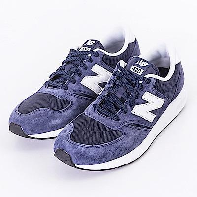 New Balance-男女休閒鞋MRL420SA-藍