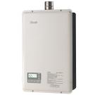 林內牌 RUA-1623WF-DX(NG1/FE式)水量伺服湯量設定16L強制排氣熱水器