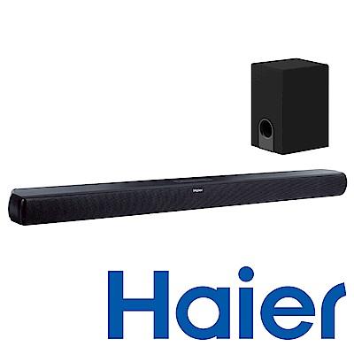 Haier 海爾 Soundbar 聲霸揚聲器+重低音 家庭劇院A 3 S