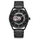 KennethCole 奢華雙面鏤空機械錶-KC50205004