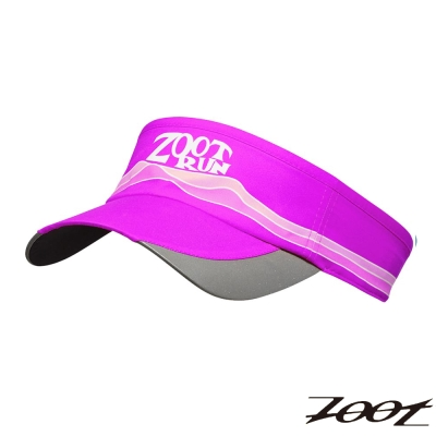 ZOOT 頂級極致型COOLMAX反光型中空帽(桃紅) Z1502006