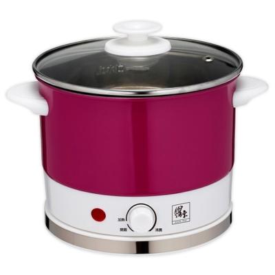 鍋寶2.2L炫彩不鏽鋼多功能美食鍋 BF-150-D