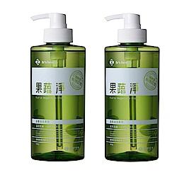 台塑生醫 Dr s Formula果蔬淨(420g)奶瓶蔬果清潔家庭號x2入組