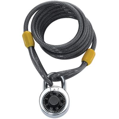 《美國惡犬鎖》onguardlock*自捲鋼纜鎖5034