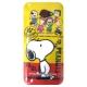 HTC X920D 蝴蝶機 SNOOPY史努比手機保護套