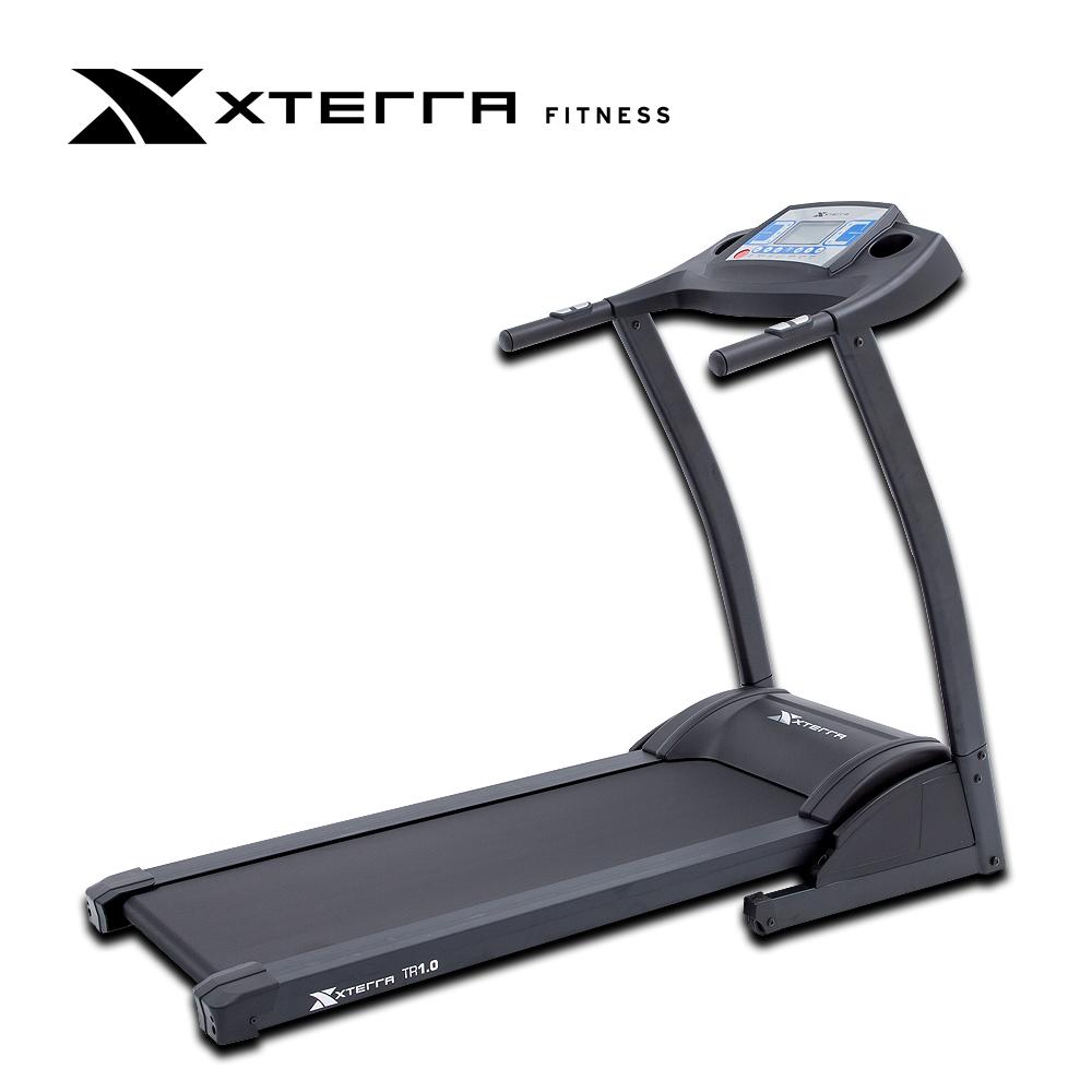 【XTERRA】TR 1.0 電動跑步機