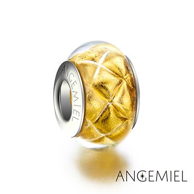 Angemiel安婕米 義大利純銀 琉璃串珠 輝煌羅馬
