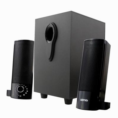 KINYO USB2.1百變多媒體喇叭US-330