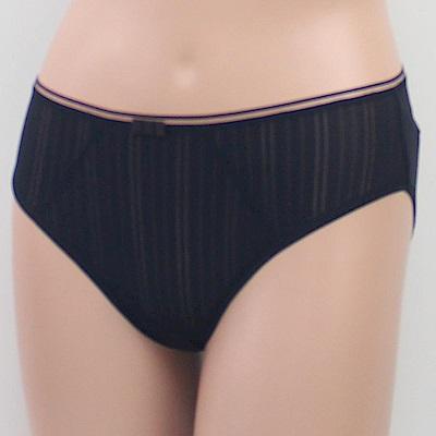 莎露-huite8&FANTASIE 系列M-LL 三角褲(黑)歐美進口品牌