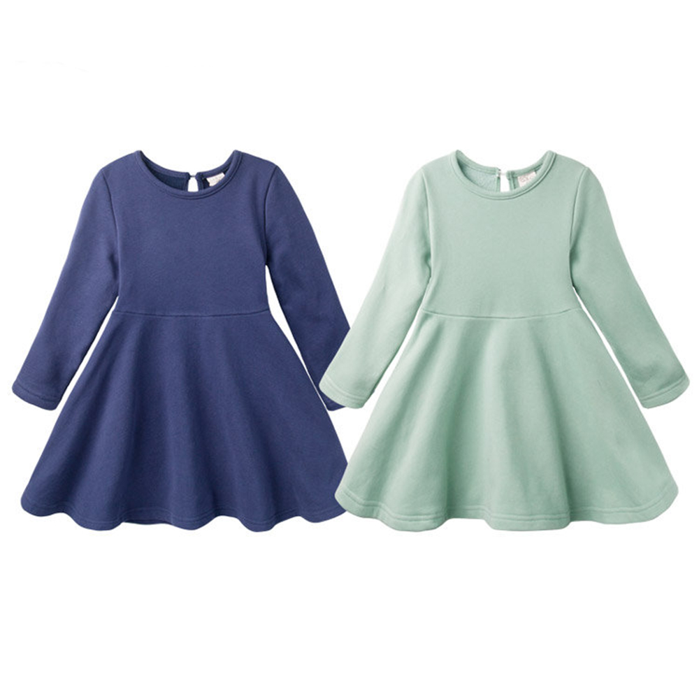 baby童衣 親子裝 百搭休閒素色上衣裙47102