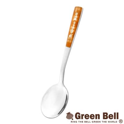 GREEN BELL綠貝304不鏽鋼格紋湯匙(咖啡)