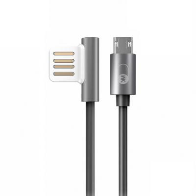 WK香港潮牌Mirco-USB WDC 007王者系列充電線1M