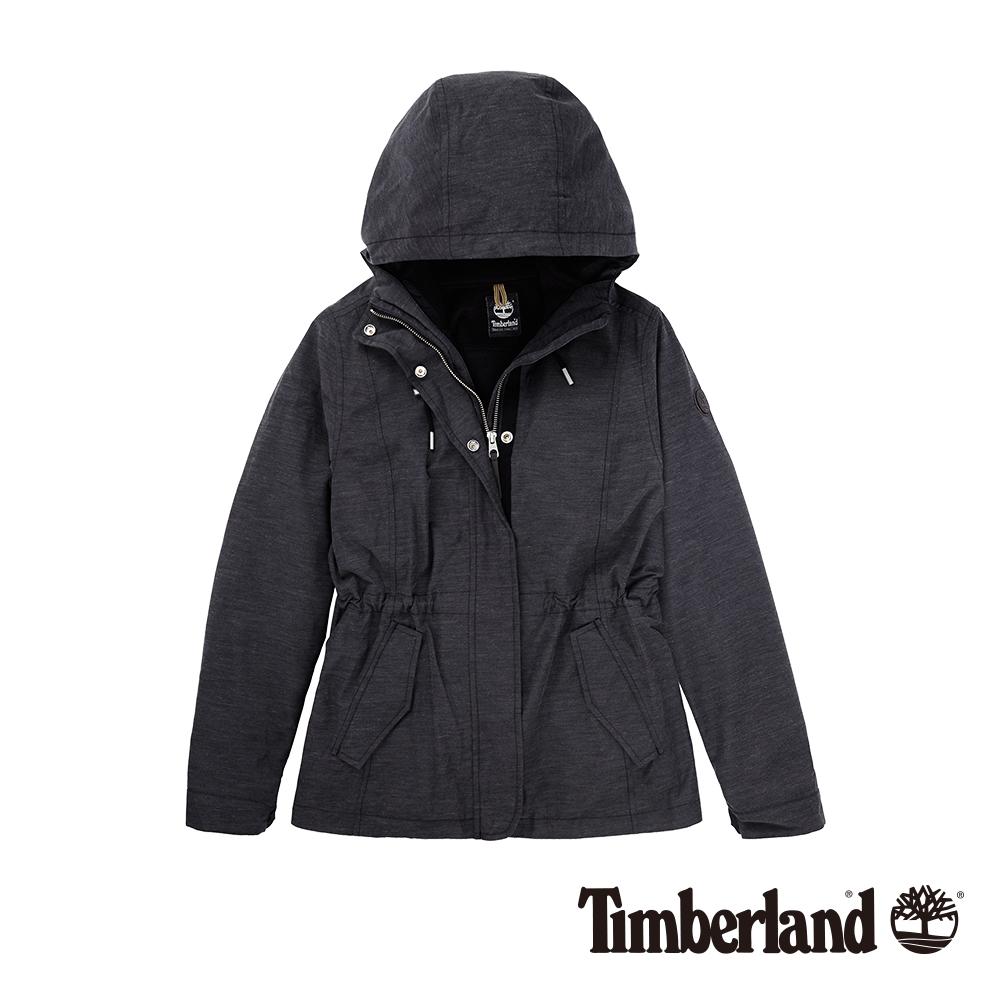 Timberland 女款黑色DV Mt Cabot 3合1 CLS外套