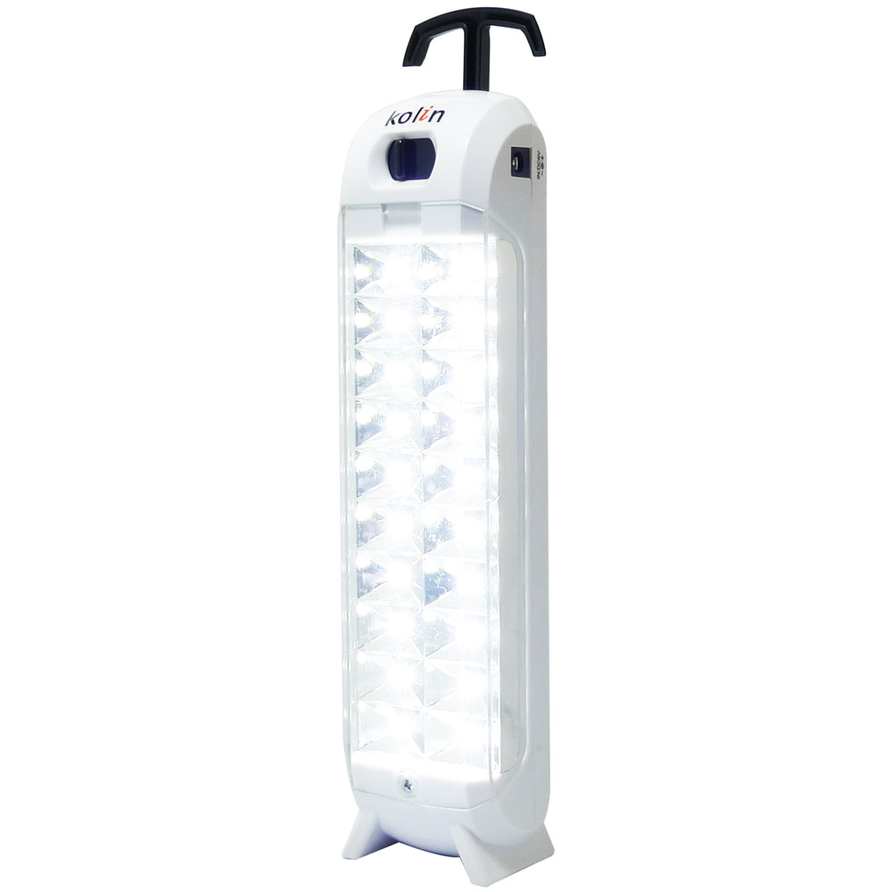 Kolin歌林 30W充電式LED照明燈/露營燈 KSD-EH20L01