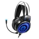 T.C.STAR 電競玩家頭戴式耳機麥克風(TCE9400BK)
