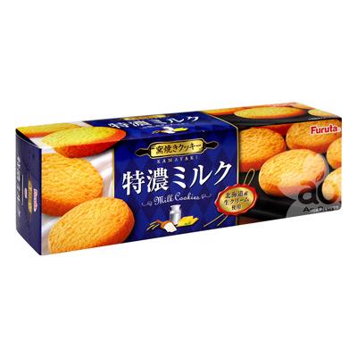 Furuta-特濃牛奶餅乾-76-8g-x2盒
