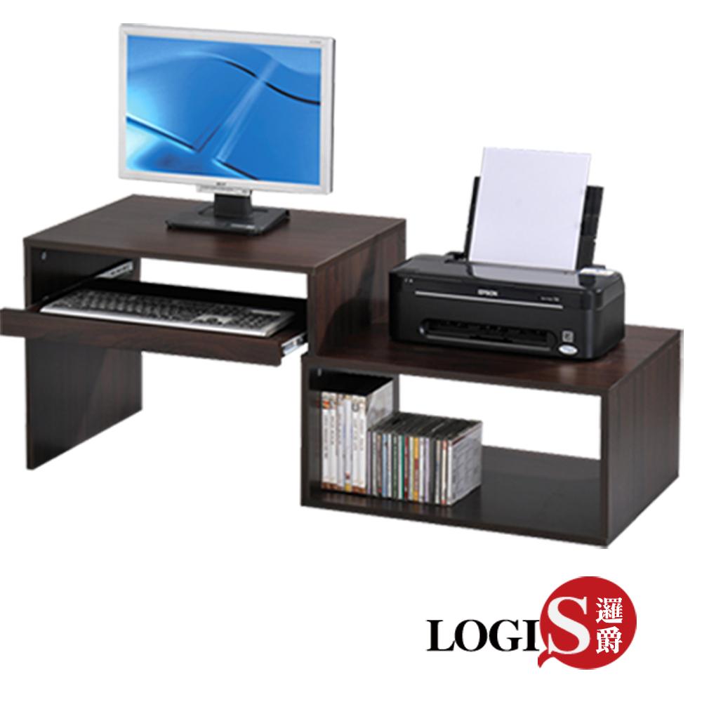 LOGIS-采楓伸縮和室電腦桌(長60-115*寬45*高45CM)