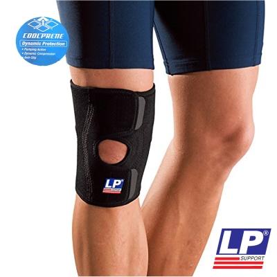 LP SUPPORT  側弧形膝部穩定護套(1雙) 558CA