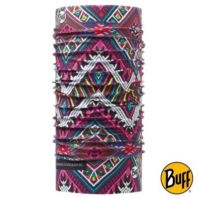 《BUFF》國家地理授權頭巾 BF110917 墨國騰印