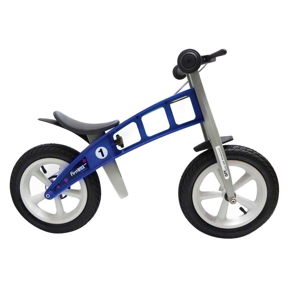 FirstBIKE德國高品質設計 STREET街頭版兒童滑步車/學步車-帥氣藍