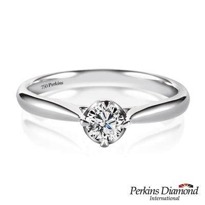 PERKINS 伯金仕 - Classic系列 0.20克拉鑽石戒指