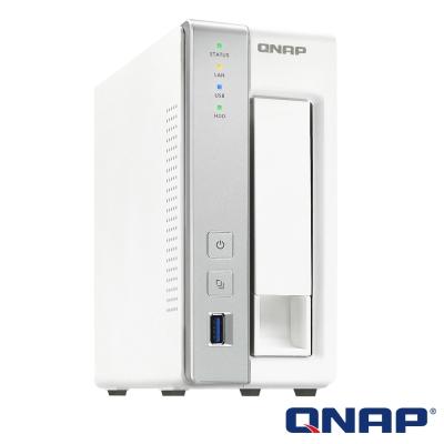 QNAP TS-131P 網路儲存伺服器