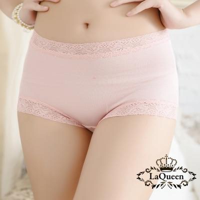 內褲  高質感蠶絲親膚內褲-粉 La Queen
